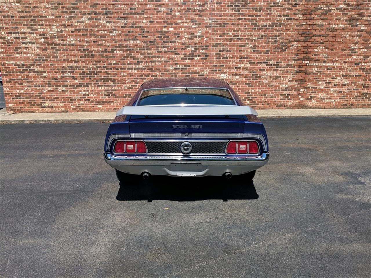 Large Picture of '71 Mustang Boss - QSCZ