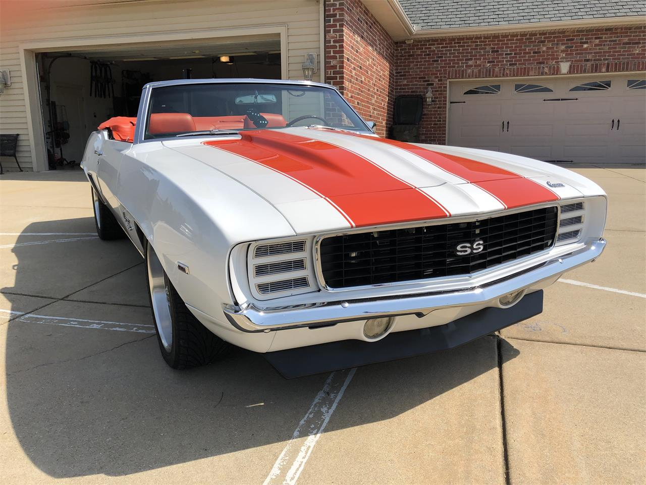 Large Picture of '69 Camaro RS/SS - QSDM