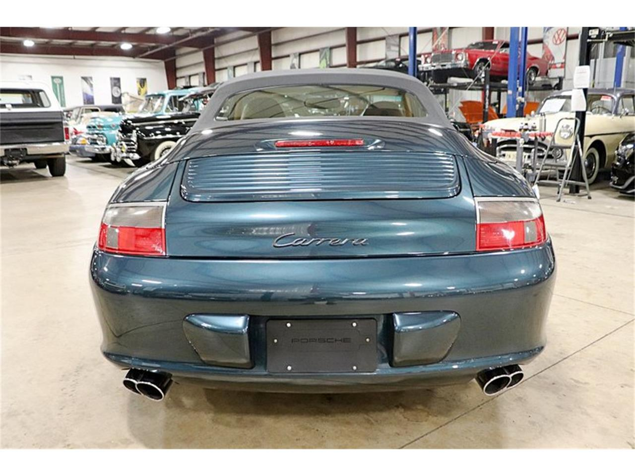 Large Picture of '03 911 Carrera - QSDP