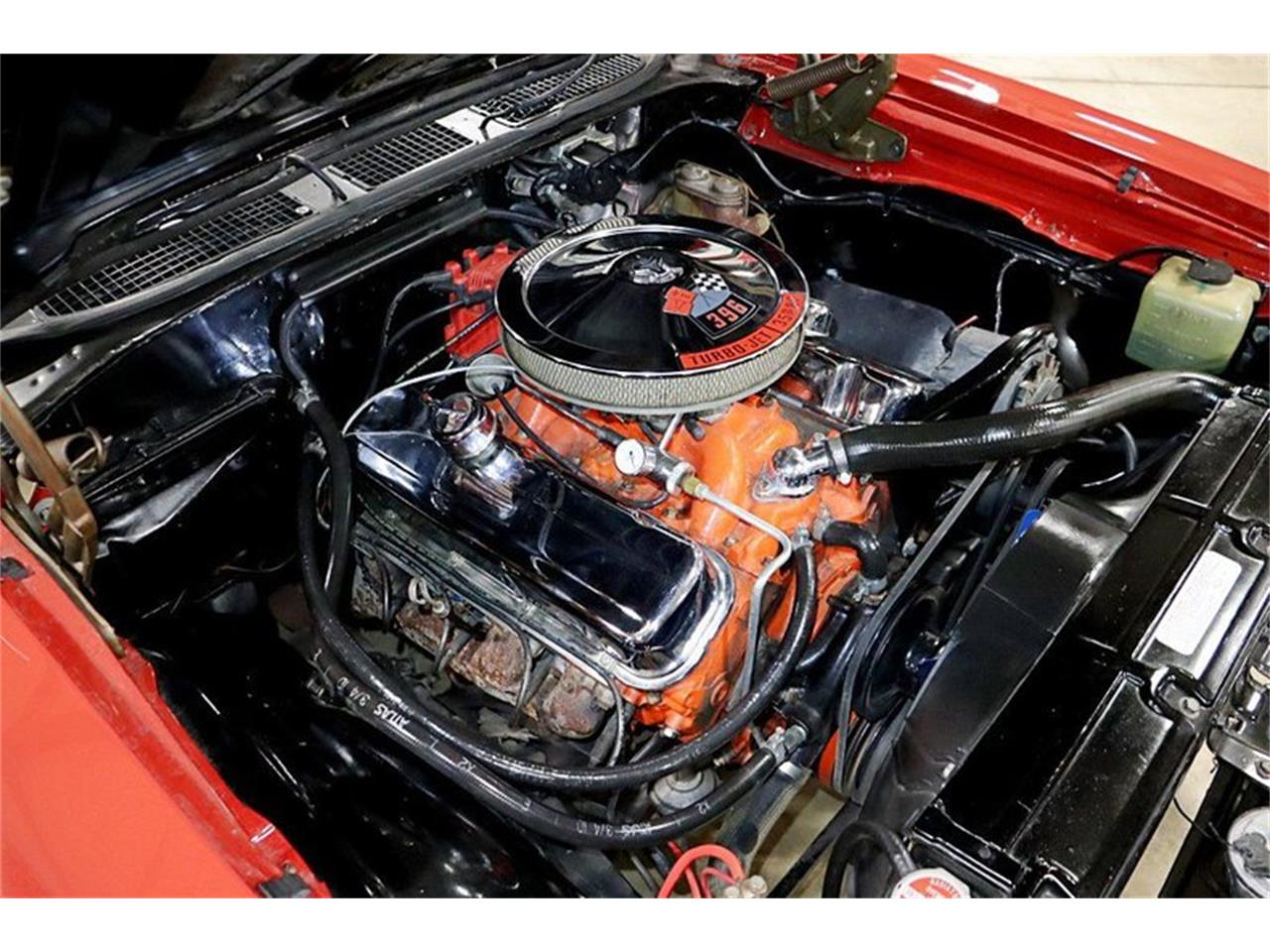 Large Picture of '68 Chevelle SS - QSDR