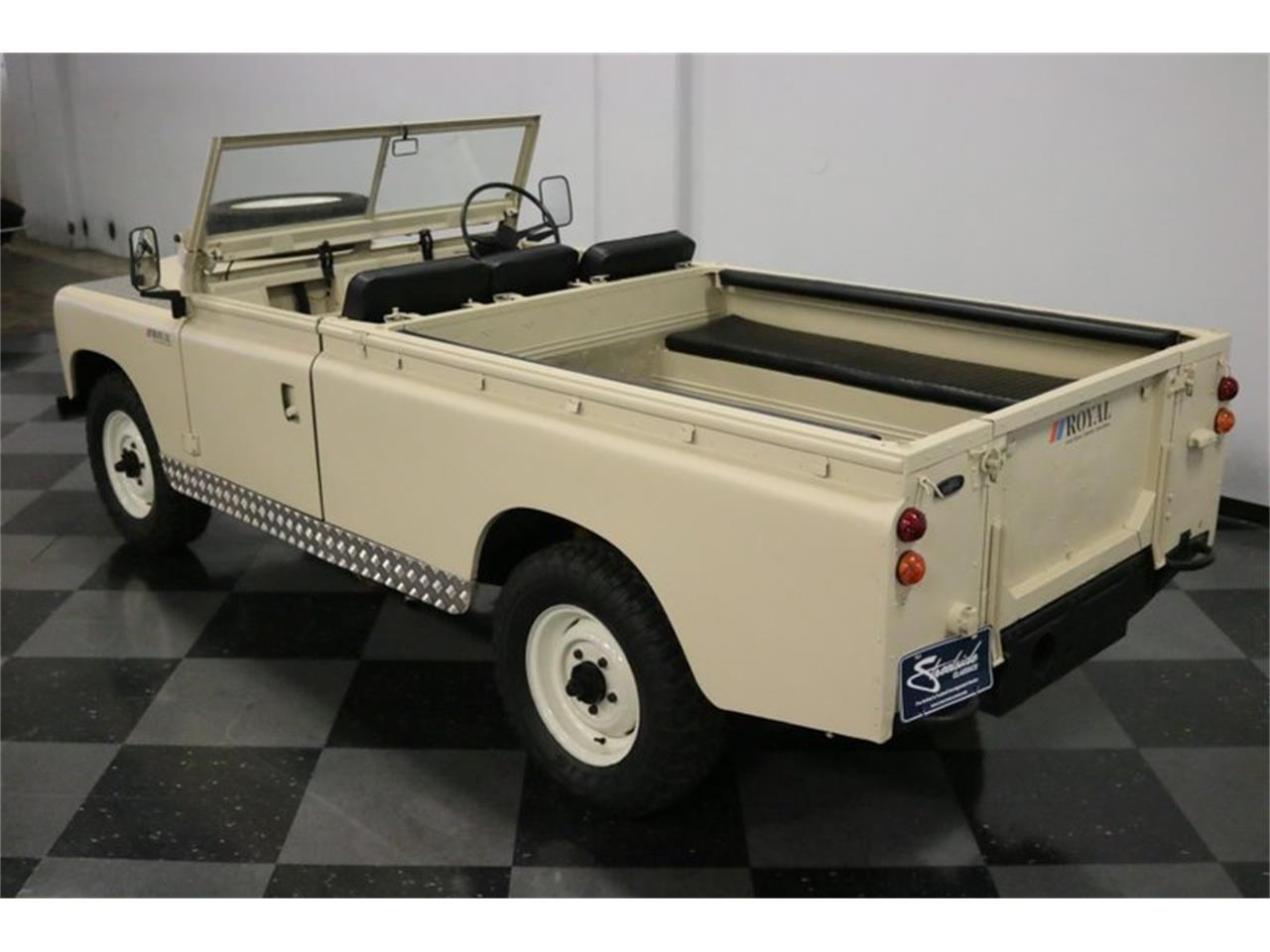 Large Picture of '67 Series IIA - QSDS