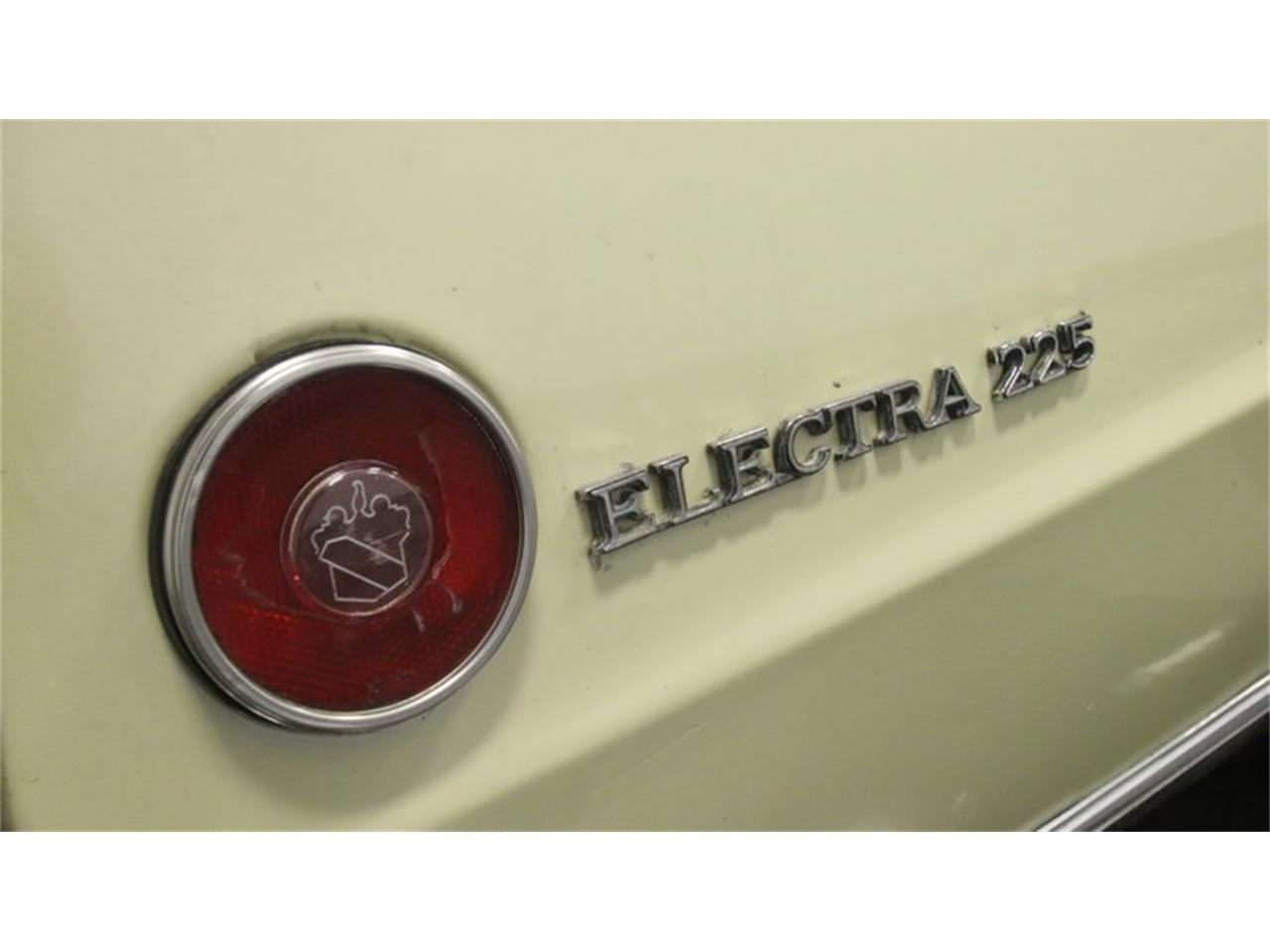 Large Picture of '70 Electra 225 - QSDY