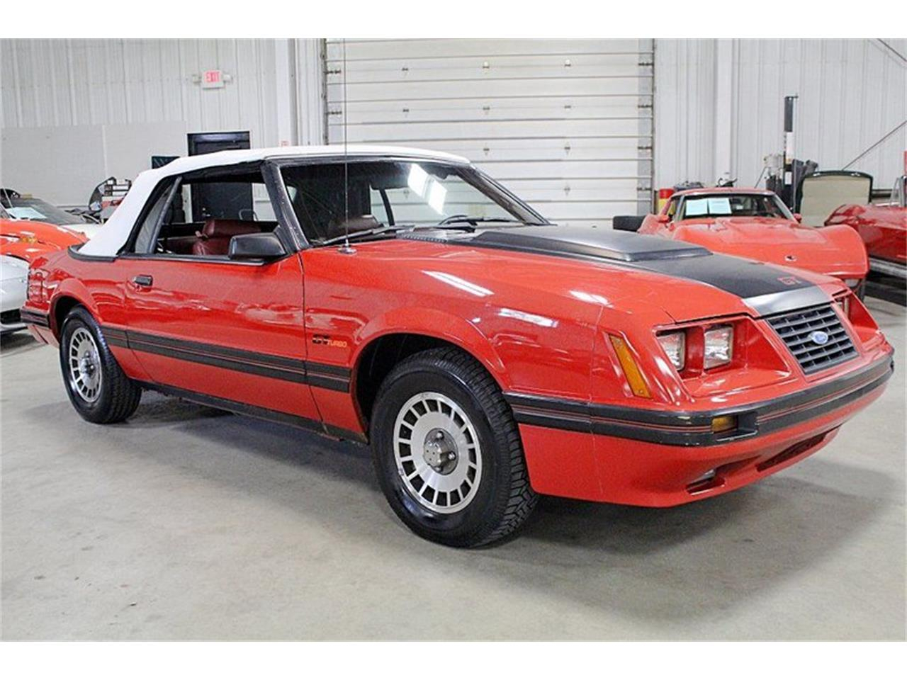 Large Picture of '84 Mustang GT - QSED