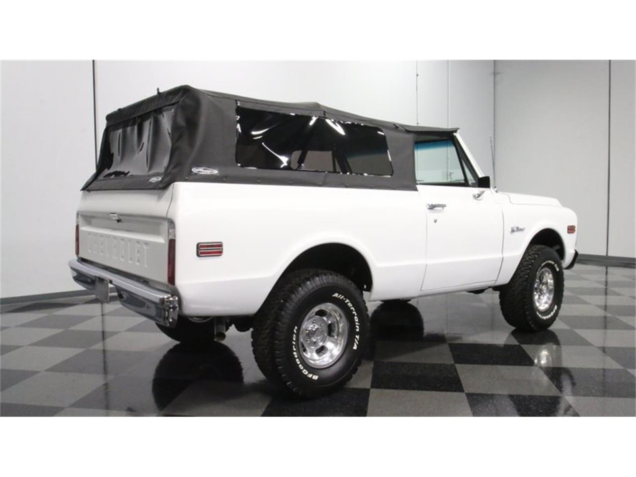 Large Picture of '72 Truck - QSEE