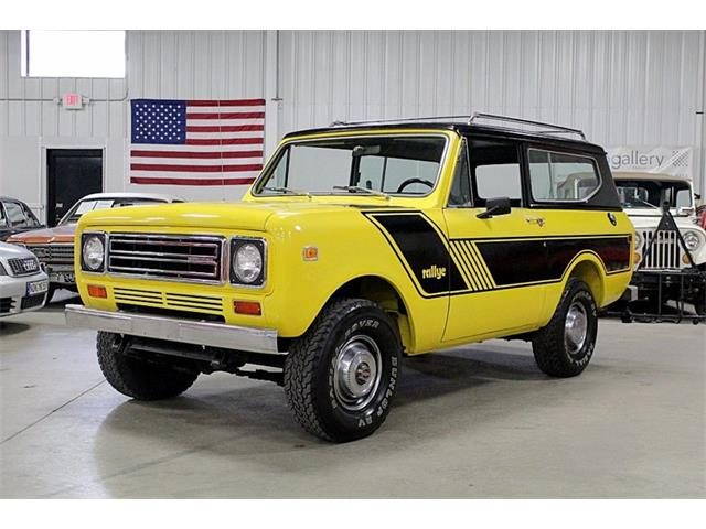 Picture of '79 Scout II - QSEK