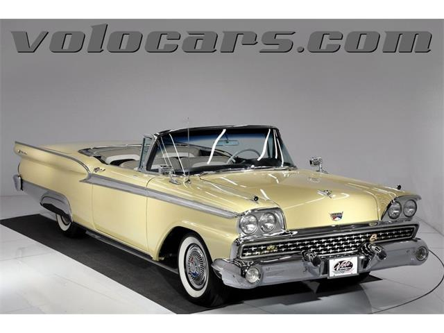 Picture of '59 Fairlane 500 - QSEV