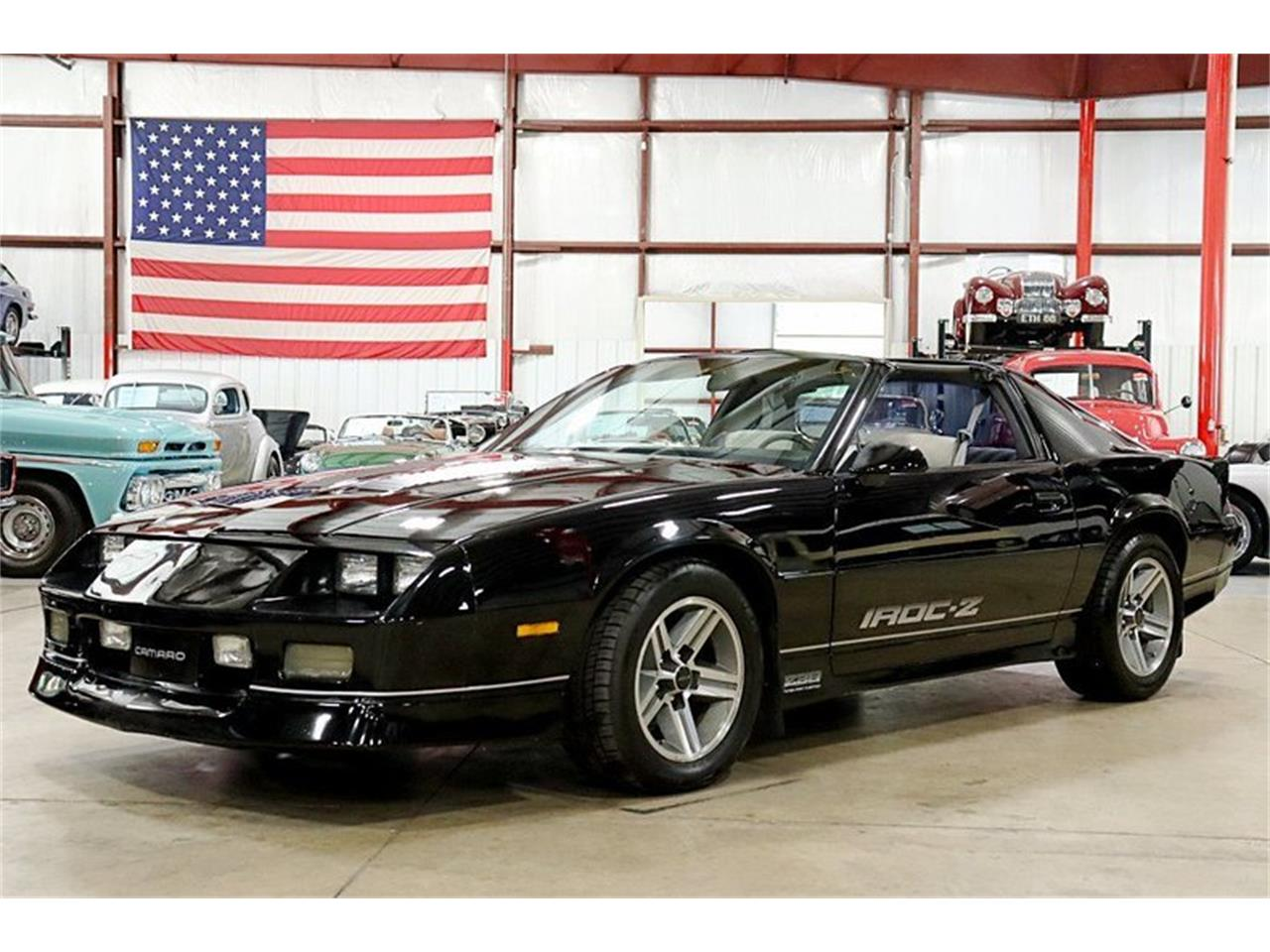 Large Picture of 1987 Chevrolet Camaro Z28 - QSF0