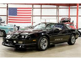 Picture of '87 Chevrolet Camaro Z28 located in Kentwood Michigan - QSF0