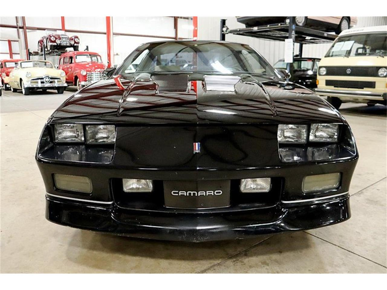 Large Picture of 1987 Chevrolet Camaro Z28 located in Kentwood Michigan - $11,900.00 Offered by GR Auto Gallery - QSF0