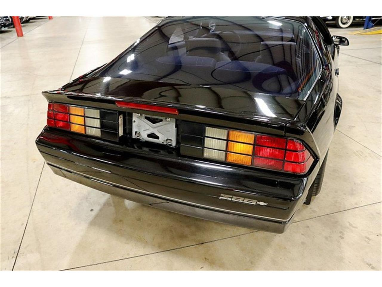 Large Picture of 1987 Camaro Z28 - $11,900.00 - QSF0