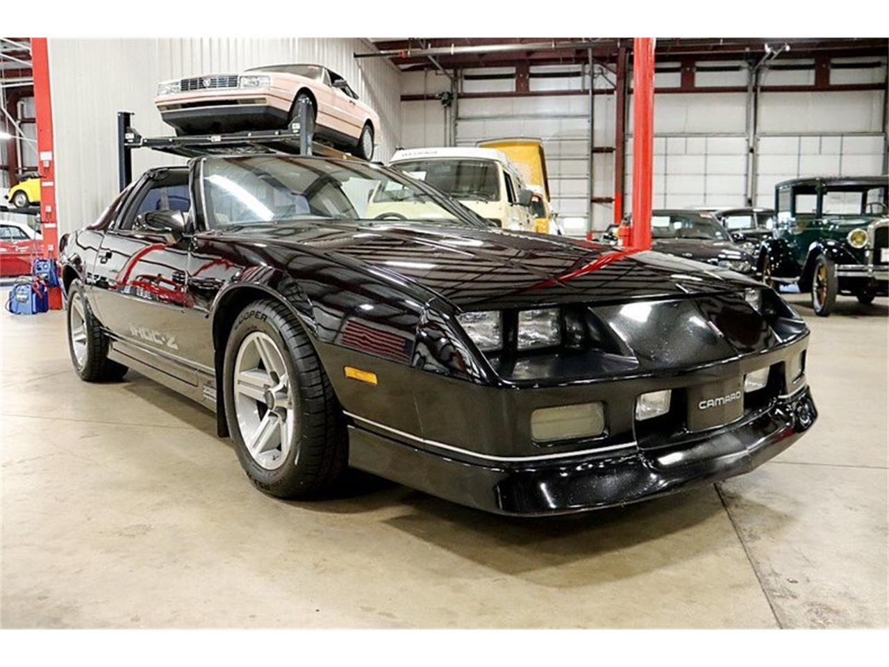 Large Picture of 1987 Chevrolet Camaro Z28 - $11,900.00 - QSF0