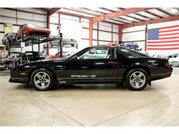 Picture of 1987 Chevrolet Camaro Z28 - QSF0
