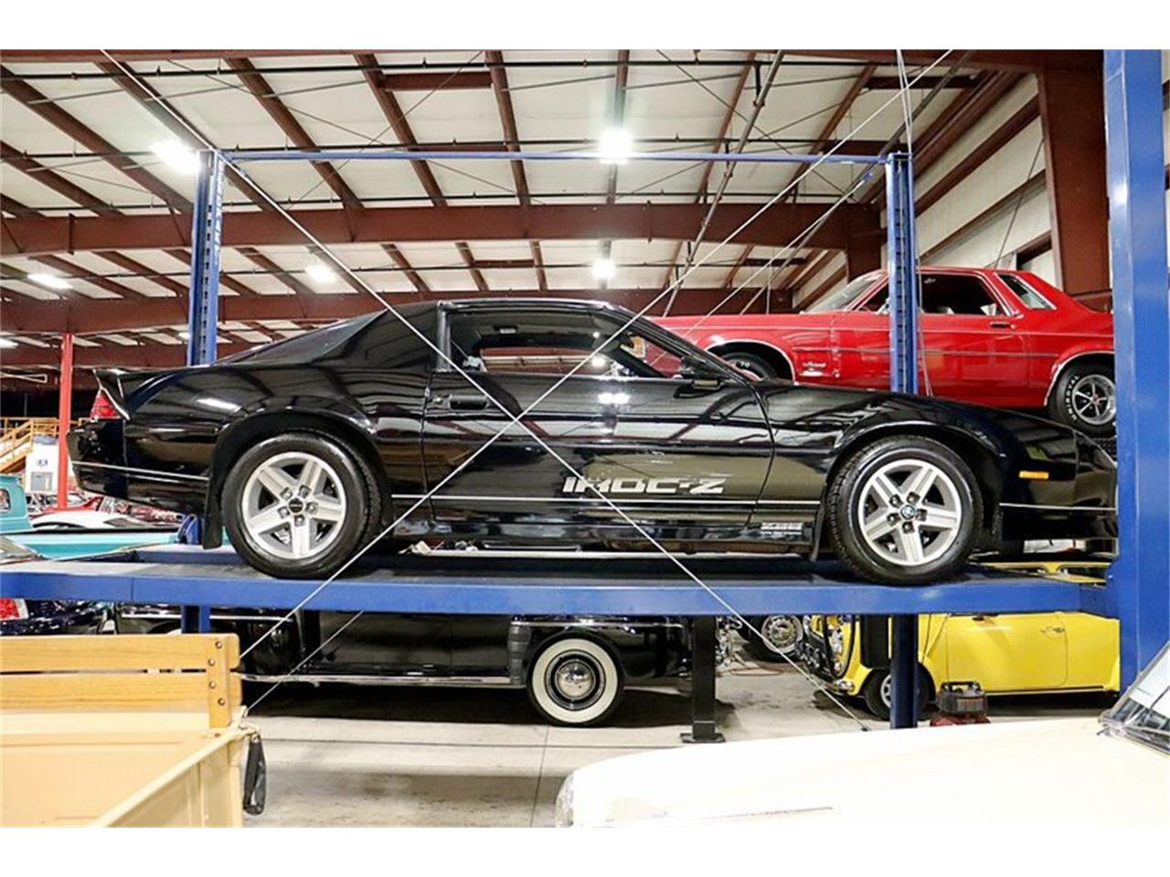 Large Picture of '87 Chevrolet Camaro Z28 Offered by GR Auto Gallery - QSF0