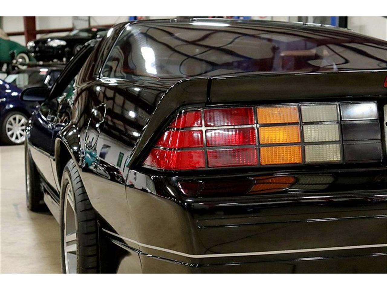 Large Picture of 1987 Chevrolet Camaro Z28 Offered by GR Auto Gallery - QSF0