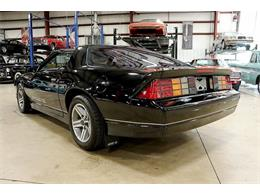 Picture of 1987 Camaro Z28 - QSF0