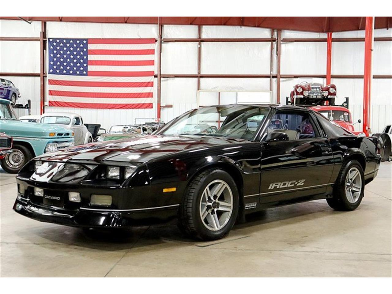 Large Picture of 1987 Camaro Z28 located in Michigan - $11,900.00 Offered by GR Auto Gallery - QSF0