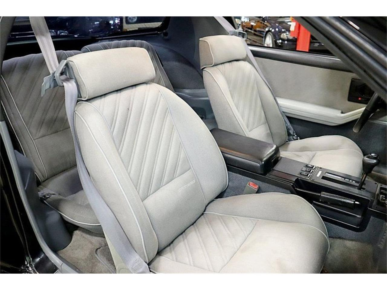 Large Picture of 1987 Chevrolet Camaro Z28 located in Kentwood Michigan - $11,900.00 - QSF0