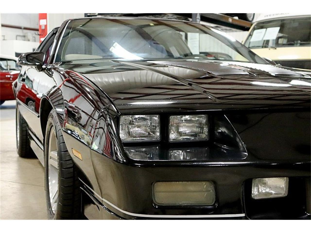 Large Picture of '87 Camaro Z28 located in Michigan - $11,900.00 Offered by GR Auto Gallery - QSF0
