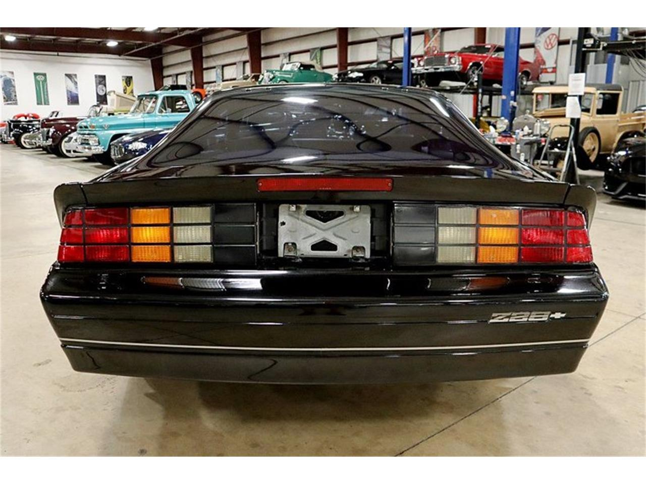 Large Picture of '87 Camaro Z28 located in Kentwood Michigan Offered by GR Auto Gallery - QSF0