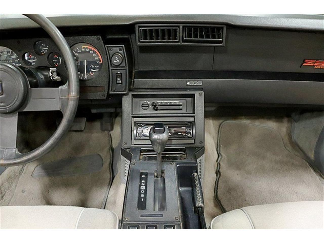 Large Picture of 1987 Camaro Z28 Offered by GR Auto Gallery - QSF0