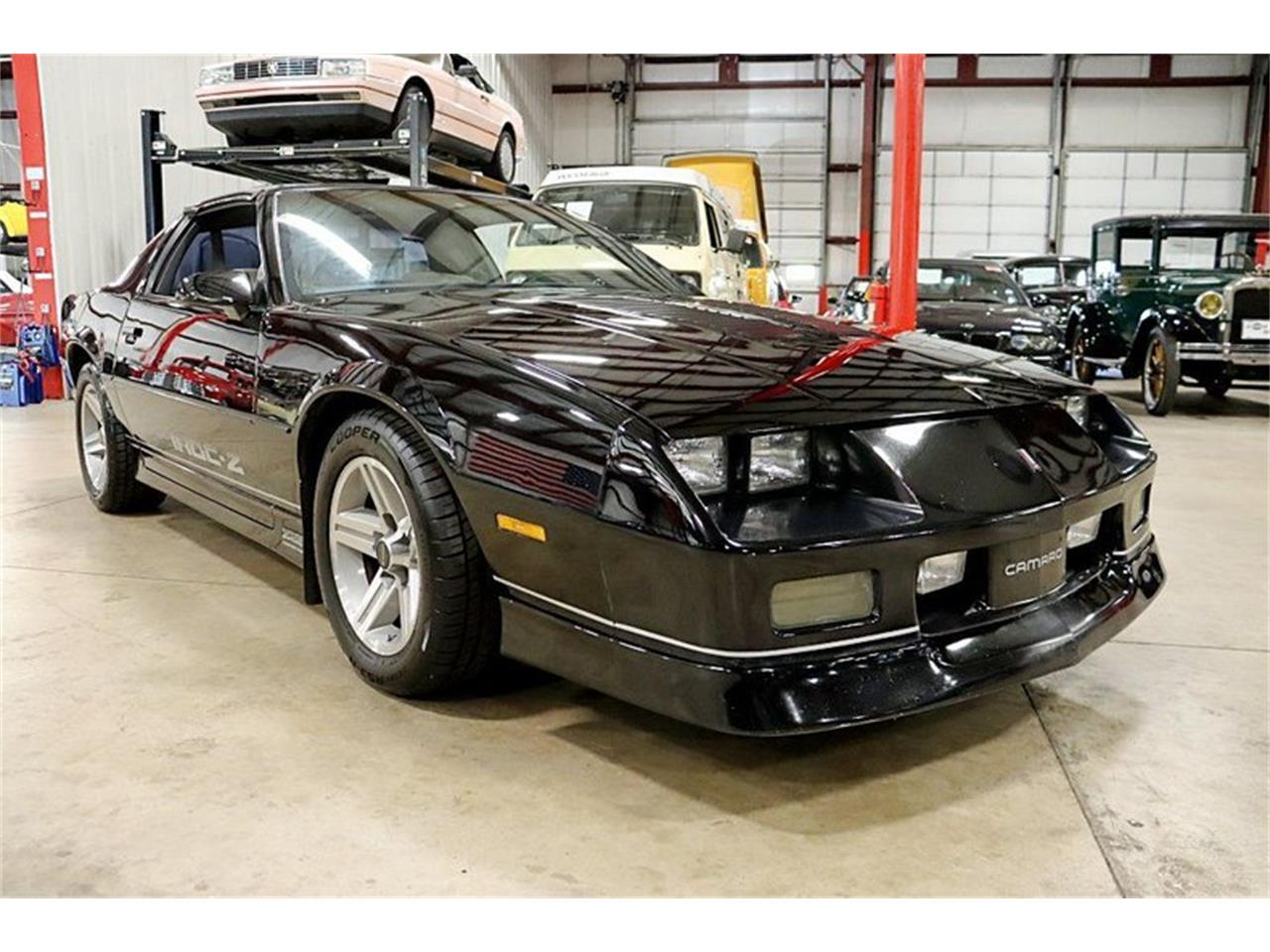 Large Picture of '87 Chevrolet Camaro Z28 - $11,900.00 - QSF0