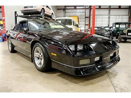 Picture of 1987 Chevrolet Camaro Z28 located in Kentwood Michigan - $11,900.00 Offered by GR Auto Gallery - QSF0