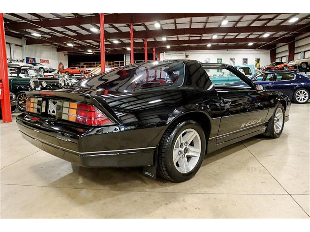 Large Picture of '87 Chevrolet Camaro Z28 located in Kentwood Michigan - $11,900.00 - QSF0
