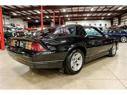 Picture of 1987 Camaro Z28 located in Kentwood Michigan - $11,900.00 - QSF0