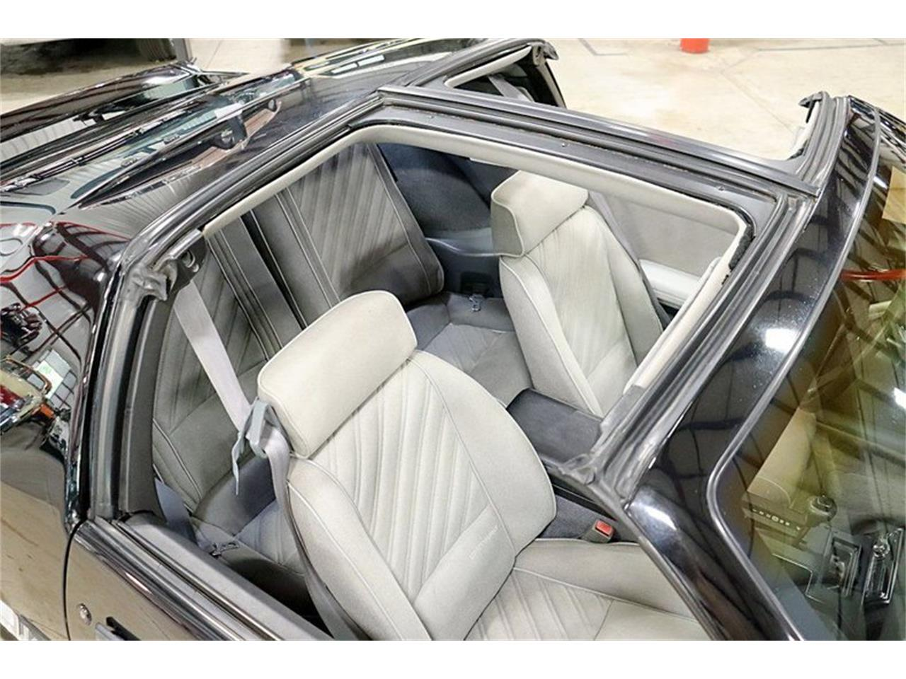 Large Picture of 1987 Chevrolet Camaro Z28 located in Kentwood Michigan Offered by GR Auto Gallery - QSF0