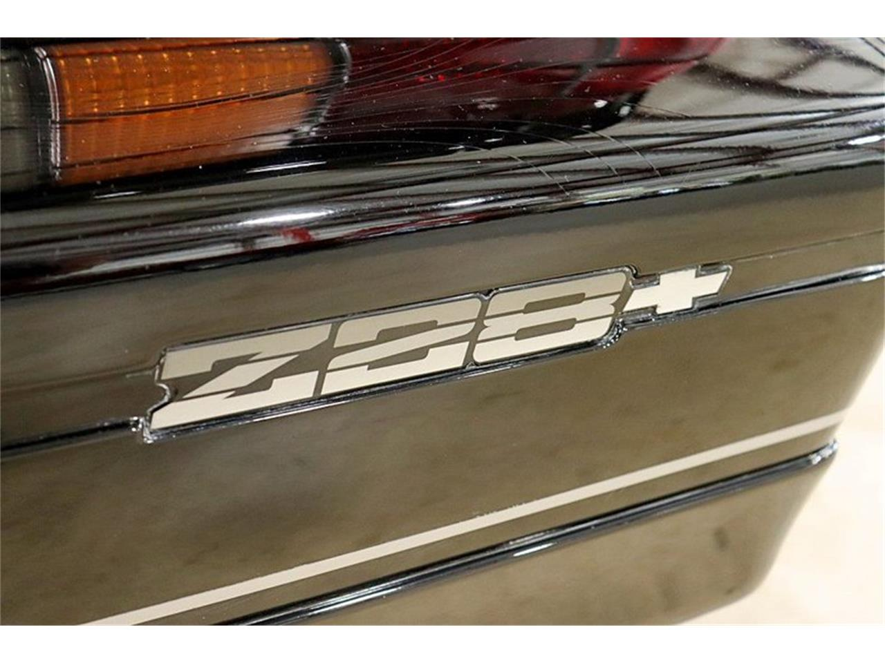 Large Picture of '87 Camaro Z28 Offered by GR Auto Gallery - QSF0