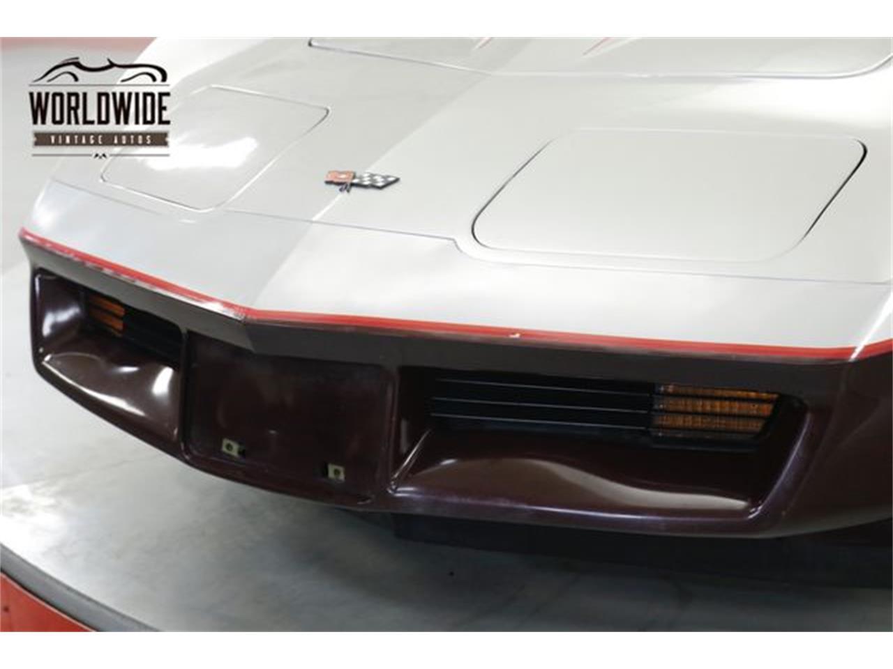 Large Picture of '82 Corvette - QSFL