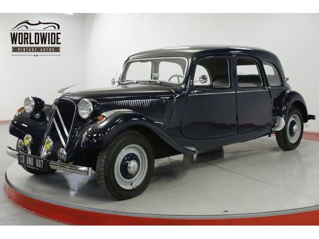 Picture of '56 Traction Avant - QSFS