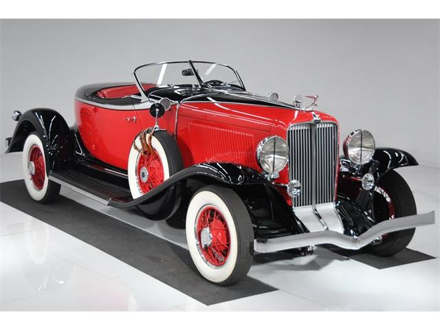 Picture of Classic '31 8-98A located in Illinois Auction Vehicle Offered by  - QSG0