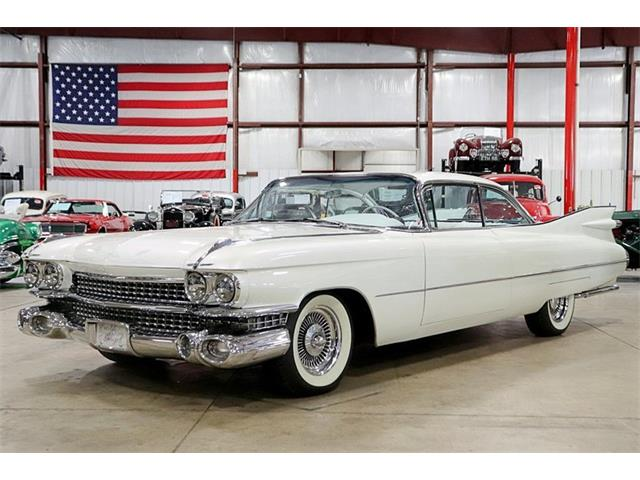 Picture of '59 Coupe DeVille - QSGV
