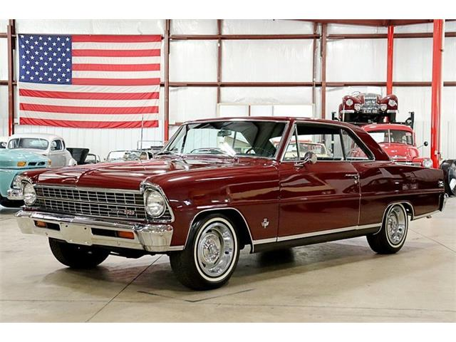 Picture of 1967 Chevrolet Nova SS located in Kentwood Michigan Offered by  - QSH8