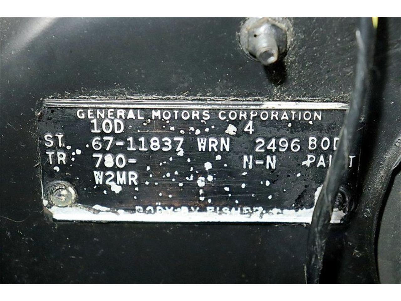 Large Picture of '67 Nova SS - QSH8