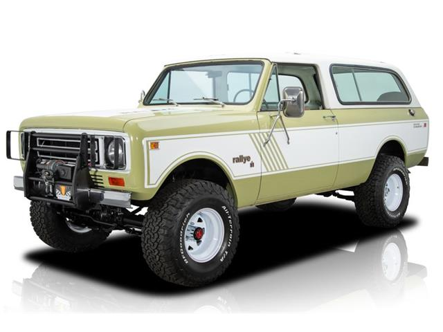 Picture of '77 Scout II - QSHB