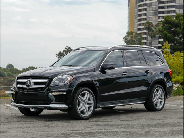 Picture of '15 GL450 - QLK5