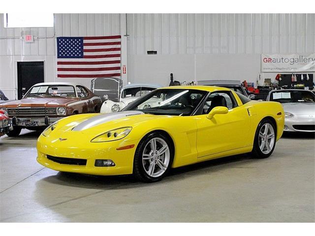 Picture of '08 Corvette - QSHT