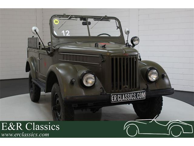 Picture of '69 GAZ-69 - QSHW