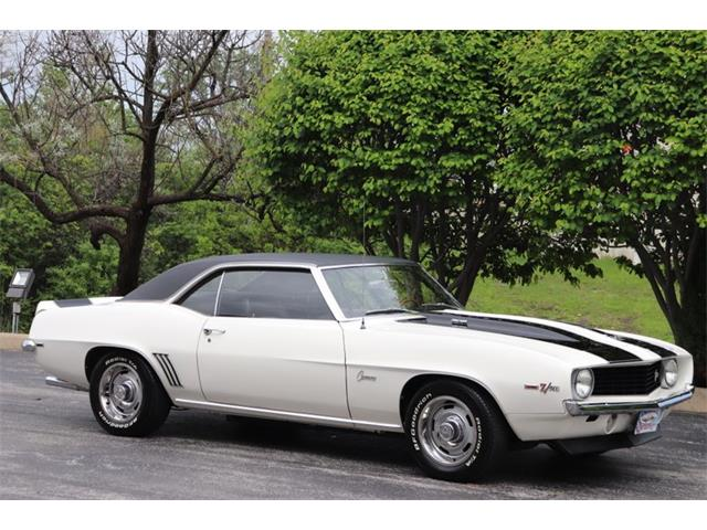 Picture of 1969 Camaro Z28 located in Alsip Illinois Offered by  - QSI1