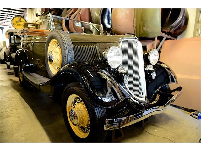 Picture of Classic 1933 Ford Deluxe located in Saratoga Springs New York - QTAJ