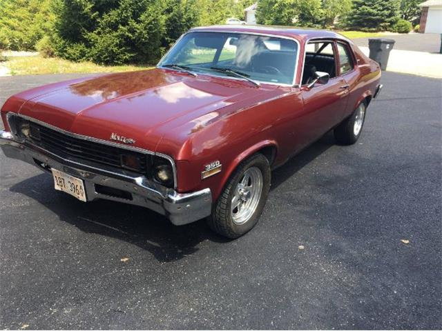 Picture of '73 Nova located in Cadillac Michigan - $15,495.00 Offered by  - QSL2