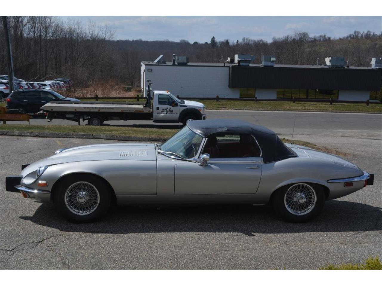 Large Picture of '74 E-Type - QSL5