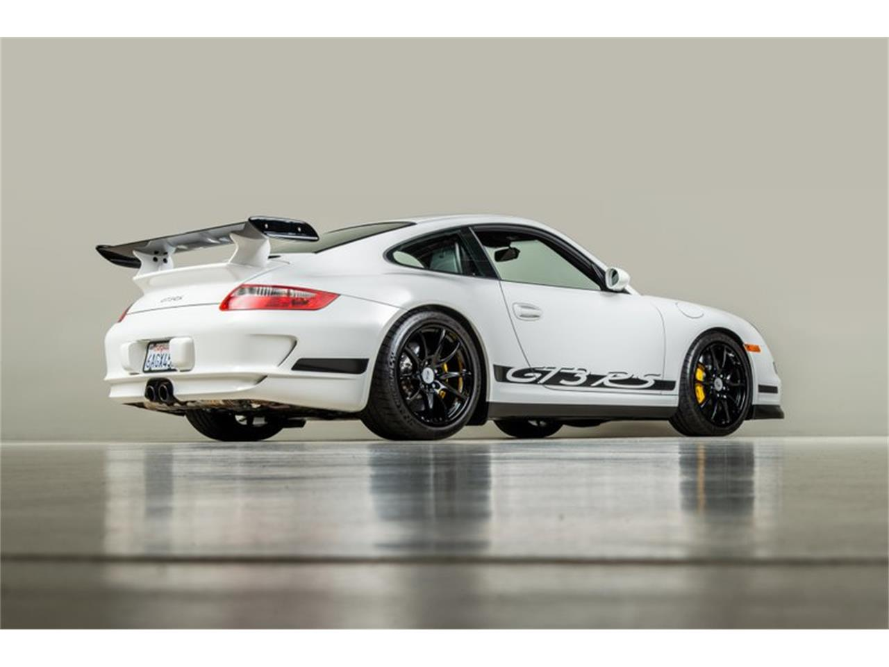 Large Picture of 2007 Porsche 911 located in California Auction Vehicle Offered by Canepa - QTBQ