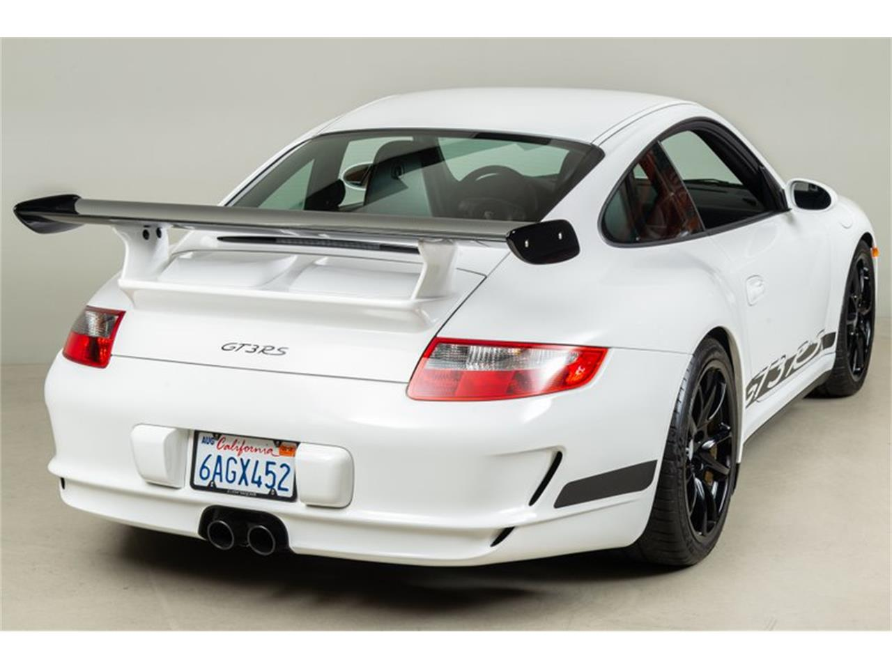 Large Picture of '07 911 located in Scotts Valley California Auction Vehicle - QTBQ