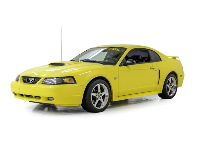Picture of '01 Mustang - QTD4