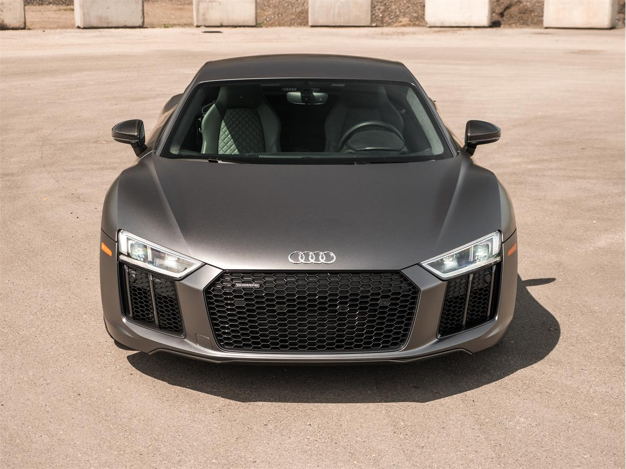 Large Picture of '17 R8 - QSLD