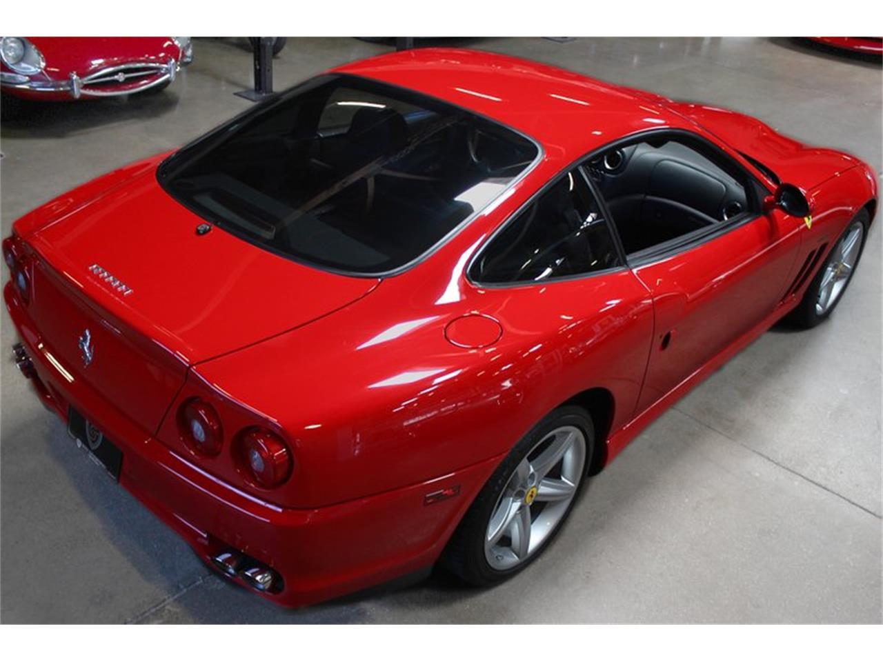 Large Picture of '03 Ferrari 575 located in San Carlos California - $109,995.00 - QTEK
