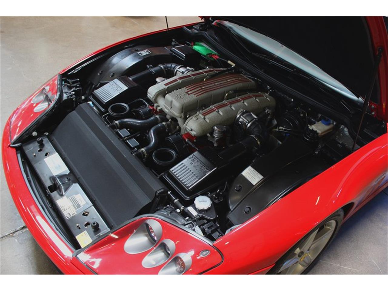 Large Picture of 2003 Ferrari 575 located in California - QTEK